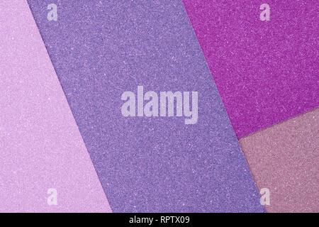 Pareti Glitterate Lilla : Grana carta glitter lilla colore di sfondo foto immagine stock