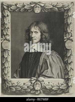 Denis Taloni. Robert Nanteuil; francese, 1623-1678. Data: 1656. Dimensioni: 371 × 291 mm. Incisione su carta. Provenienza: Francia. Museo: Chicago Art Institute.