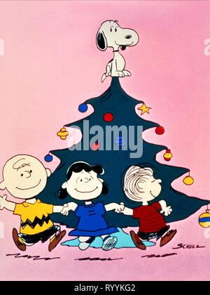 Immagini Natale Linus.Charlie Brown Lucia Linus Snoopy Un Charlie Brown Natale 1965