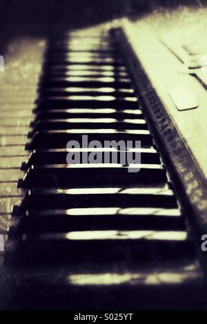 Un suono di... Foto Stock
