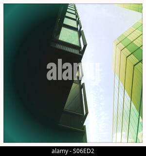 Abstract architettura, il più Londra