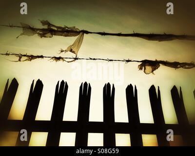 Prigione Foto Stock