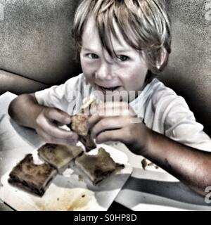 Cinque anni di mangiare panino