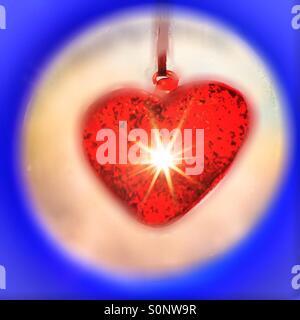 Luce nel mio cuore Foto Stock