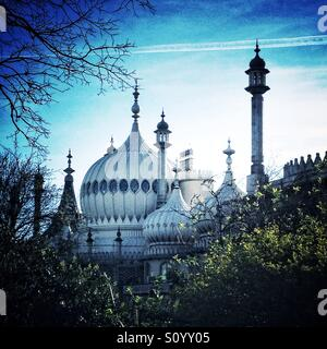 Brighton pavillion Foto Stock