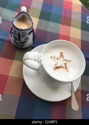 Nizza caffè sud-africain Foto Stock