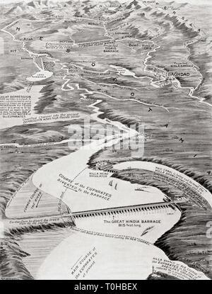 Panoramica Di Mesopotamia Mostra William Willcock Il