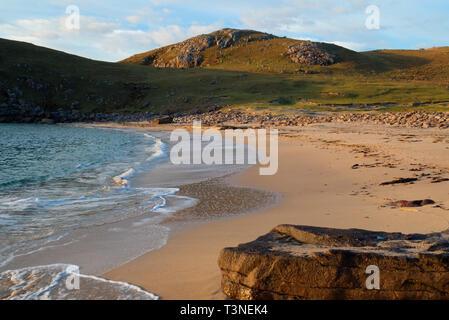 Sheigra beach, a nord ovest di Sutherland Foto Stock