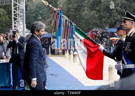 Roma italia 10 aprile 2019 vice primo ministro luigi for Camera dei deputati italiana