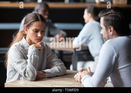 datazione di una fidanzata timido