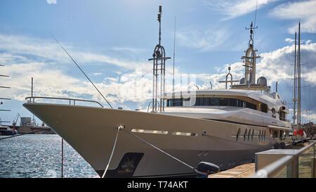 yacht akt fotografie