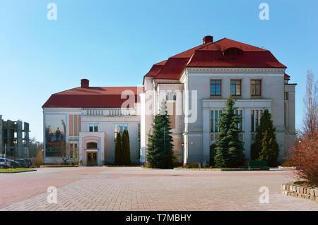 La regione di Kaliningrad e storico Art Museum, Museo di storia locale, della Russia, Kaliningrad, Klinicheskaya str., house 21, 13 Apr 2019 Foto Stock