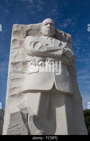 Martin Luther King Jr. Memorial, Washington D.C., USA