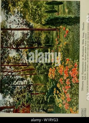 Immagine di archivio da pagina 84 di Das Leben der Pflanze (1906). Das Leben der Pflanze daslebenderpflan07fran Anno: 1906