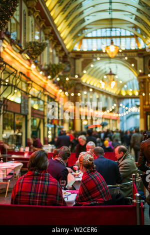 Inghilterra, Londra, la città, il mercato Leadenhall