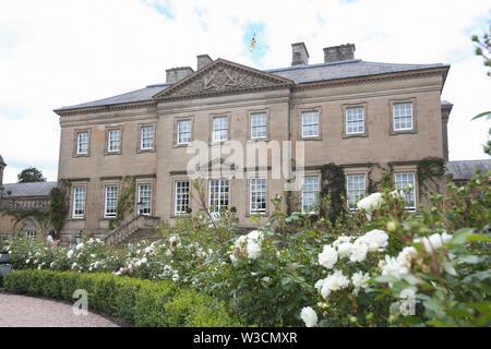 Il Grande Maggiordomo della Scozia Dumfries House Trust Foto Stock