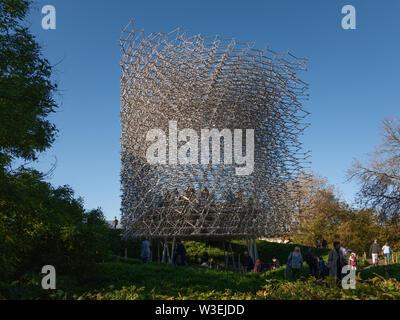 L'Alveare, Kew Gardens, London, Regno Unito