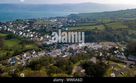 Cushendall, precedentemente noto come Newtown Glens, è un villaggio e townland nella contea di Antrim, Irlanda del Nord.