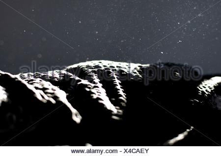Coperta,polvere di casa Foto Stock